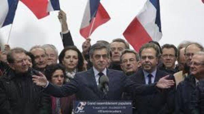 Manifestation Trocadéro