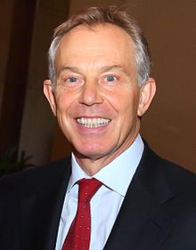 Tony Blair en 2011