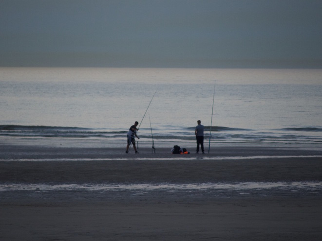 La Manche à Calais © JS