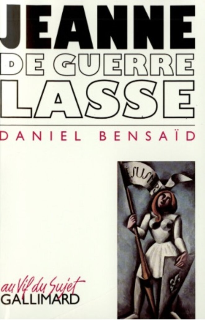 La première édition chez Gallimard, en 1991