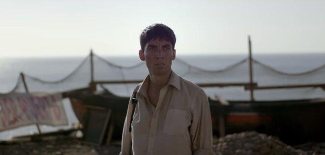 """Michael Silva, dans le film """"El Cristo ciego"""" de Christopher Murray © Jour2Fête"""