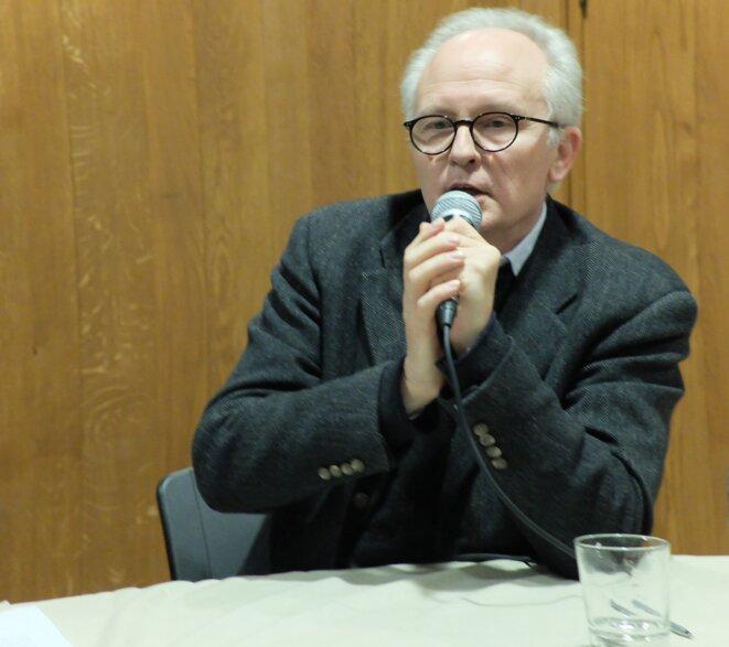 François Damas [Ph. YF]