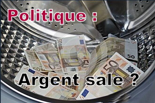 L'argent sale de la campagne présidentielle © Pierre Reynaud