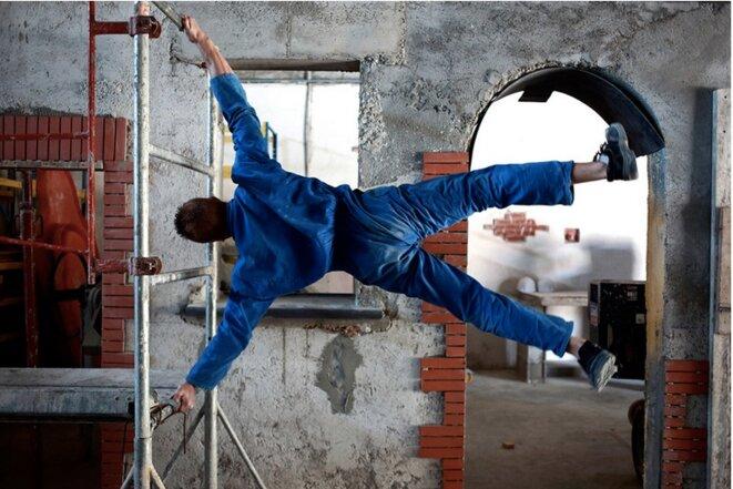 Derniers jours de classe pour Anthony © Patrice Terraz / La France VUE D'ICI