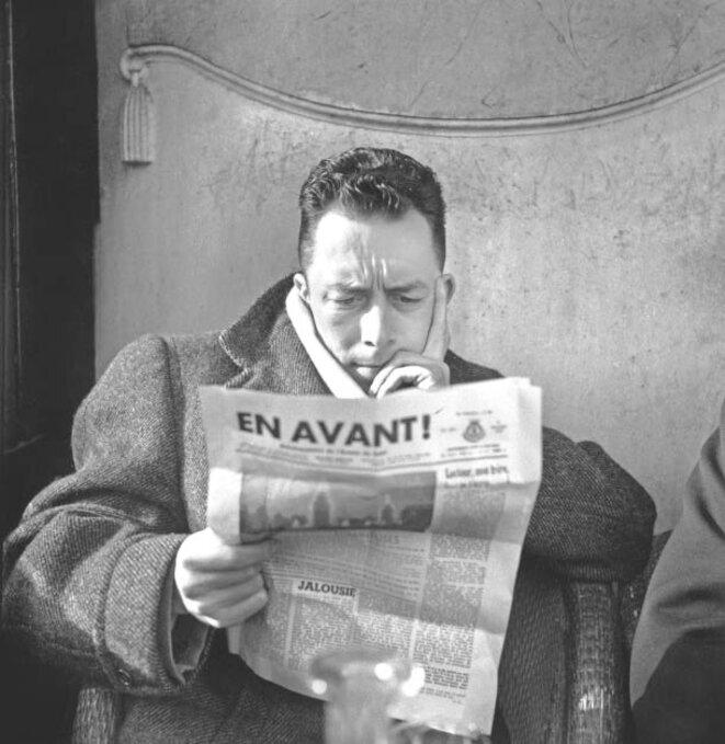 Camus © DR