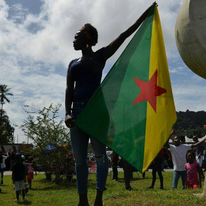 Guyanaise Doubout !