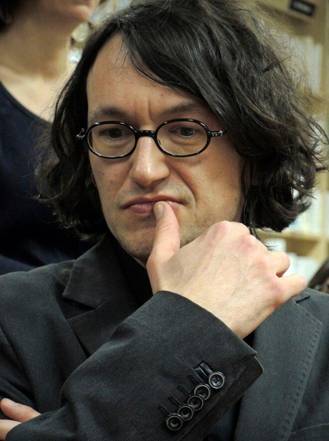 Nicolas Cavaillès © Gilles Walusinski