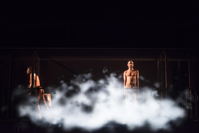 "Scène de ""Baal"" © Brigitte Enguerand"