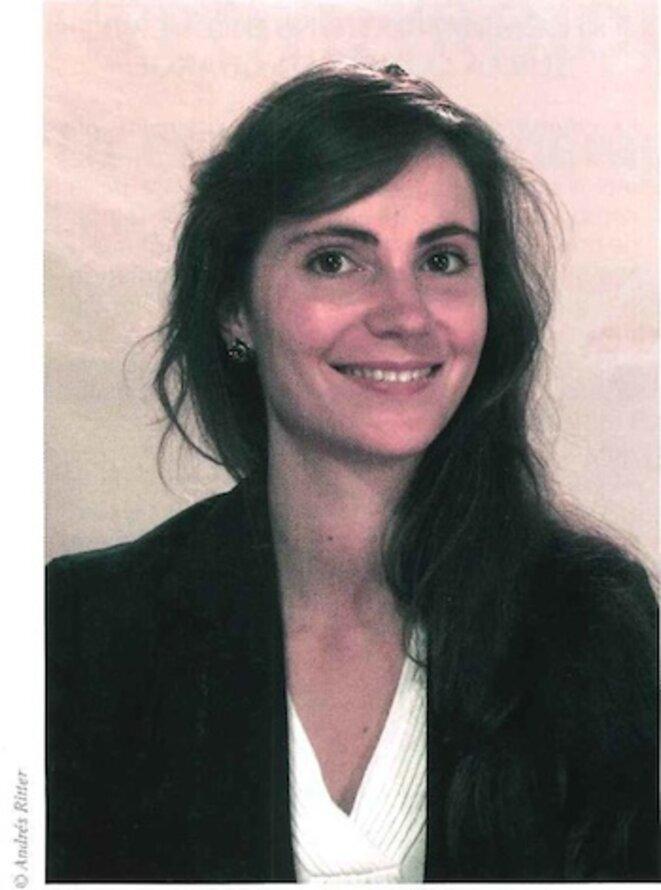 Blanche Magarinos-Rey