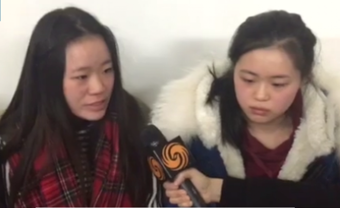 Screen grab from Facebook of the victim Shaoyo Liu's family. © DR
