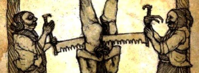 Saint-Fillon martyr souffrant pour la France