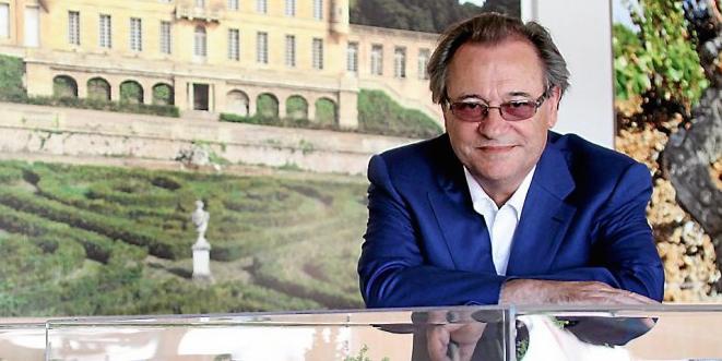 Le promoteur Antonio De Sousa © DR