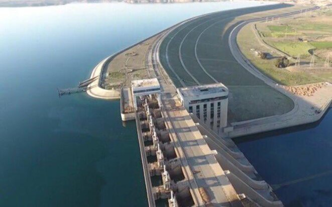 Barrage de Tabqa