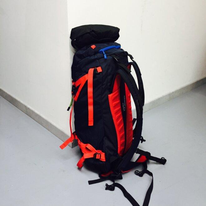 Son sac © Patrick Tourneboeuf / Tendance Floue