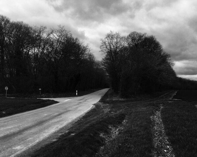 Charny, Bourgogne, le 20 mars 2017 © Gilles Coulon / Tendance Floue