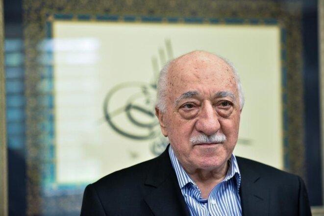 Fethullah Gülen, 75 ans, dirige sa puissante confrérie depuis les Etats-Unis. © Reuters