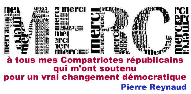 Merci à tous ! © Pierre Reynaud