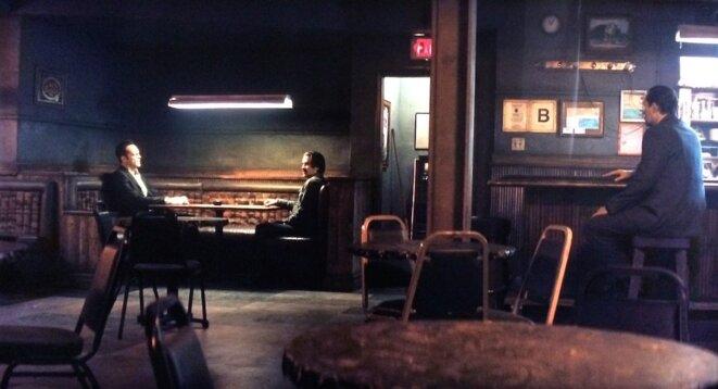 Vince Vaughn et Colin Farrell - True Detective Saison 2