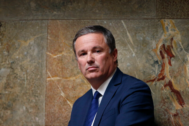 Nicolas Dupont-Aignan © Reuters