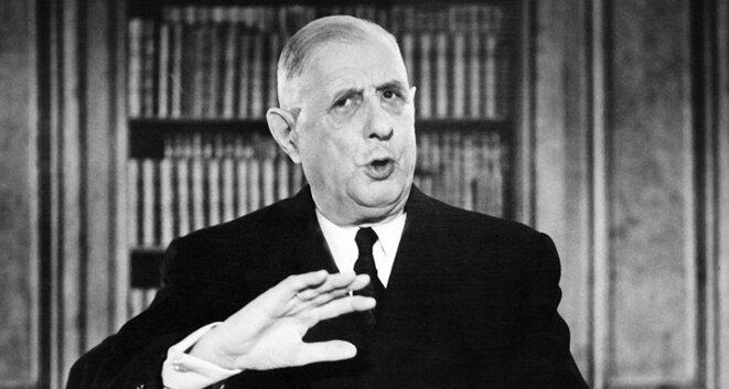 Charles de Gaulle © DR