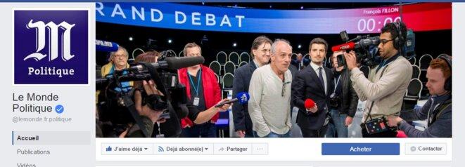 Philippe Poutou détonne sur les réseaux © Le Monde Politique (page Facebook)