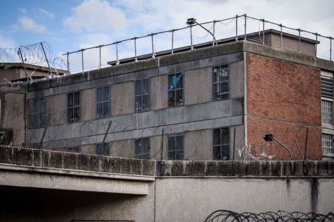 La prison de Villepinte, en Seine-Saint-Denis. © Reuters