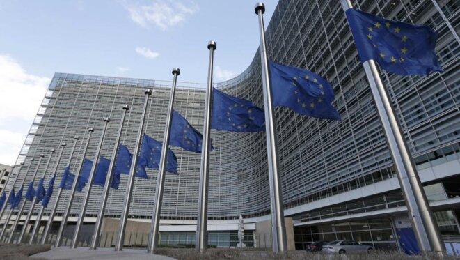 Le siège de la Commission européenne à Bruxelles © REUTERS/Vincent Kessler