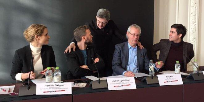 Sommet du plan B à Copenhague 19 novembre 2016