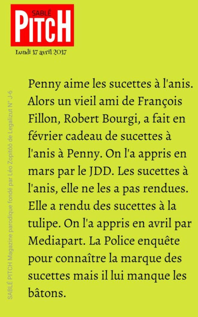 Penny aime les sucettes © Legalizut