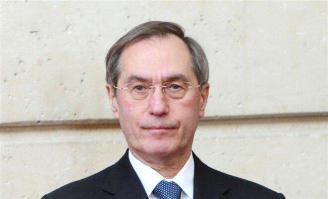 Claude Guéant a été secrétaire général de l'Élysée sous Sarkozy à partir de 2007, puis nommé ministre de l'intérieur le 27 février 2011. © Reuters