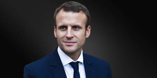"Emmanuel Macron, candidat ""En Marche !"""