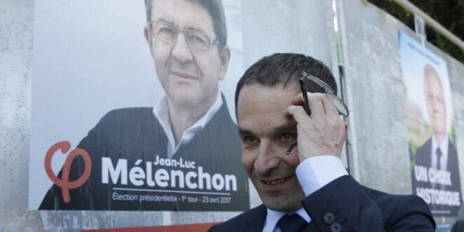 Benoît Hamon © Reuters