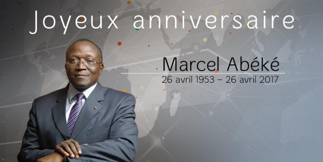 Marcel Abéké -Né, le 26 avril 1953
