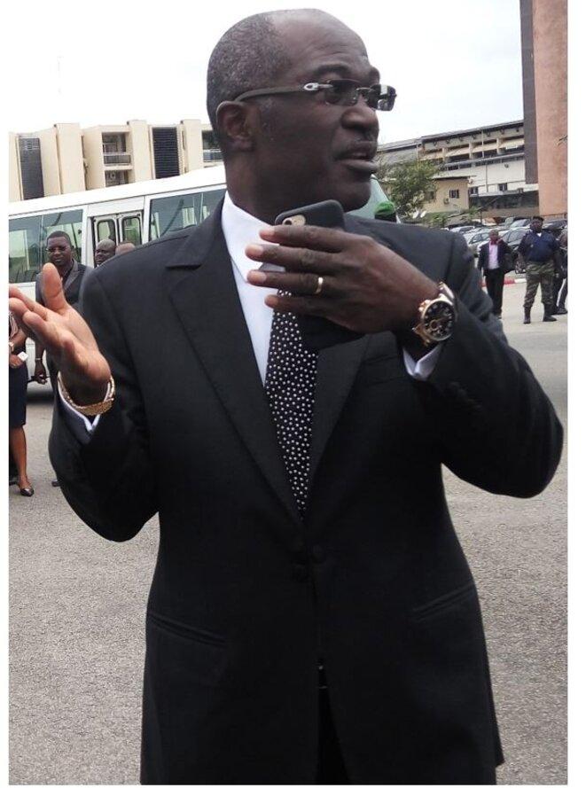 Gabon-Blaise LOUEMBE, Ministre de l'Egalité des chances