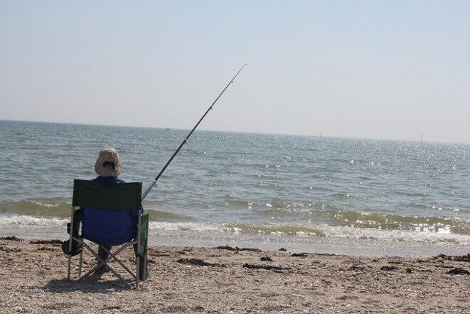 Certains préfèrent aller à la pêche plutôt que dans l'isoloir © Sunny Ripert / cc / Flickr
