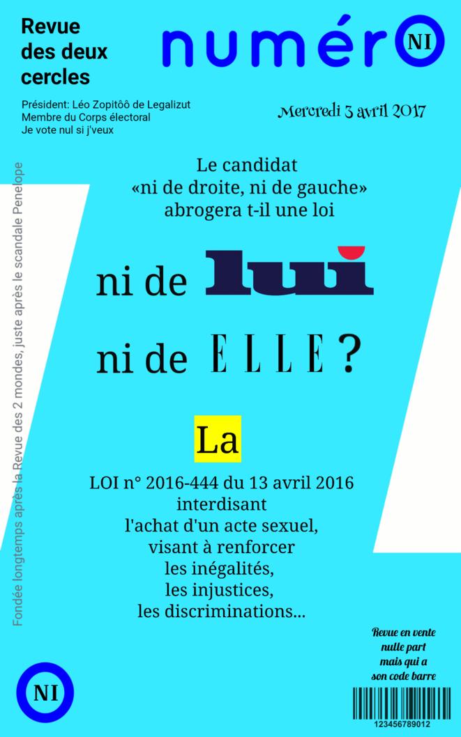Abrogation de la LOI n° 2016-444 du 13 avril 2016 © Legalizut