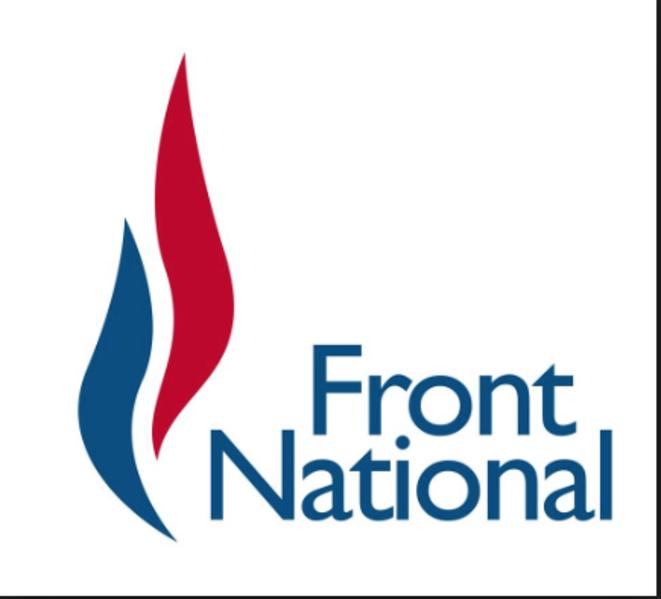 La nouvelle flamme du Front national.