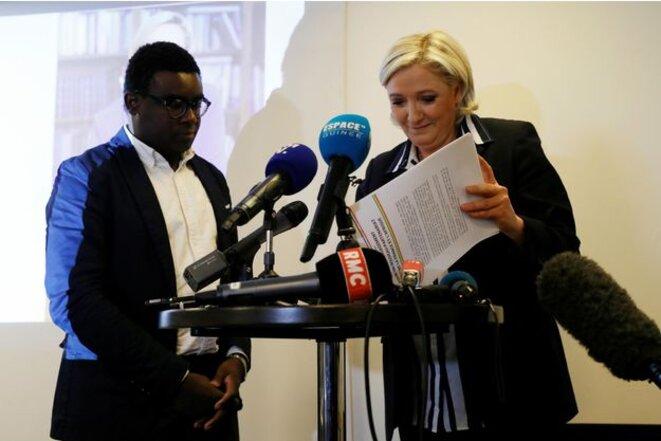 macron-le-pen-rivalites-africaines