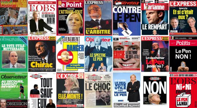 La presse et le vote utile