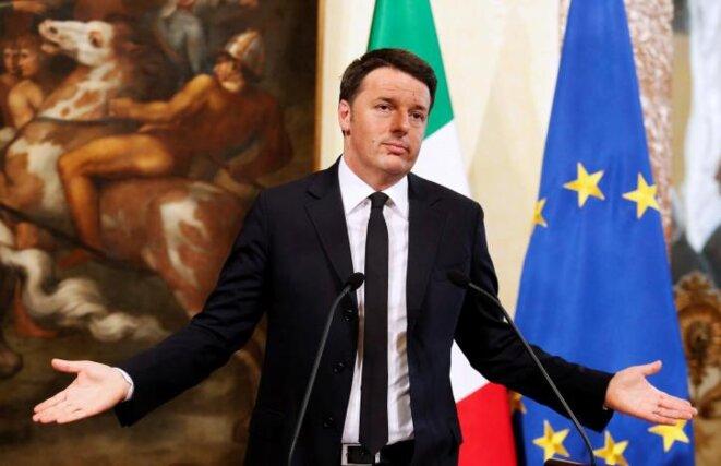 Matteo Renzi © Reuters