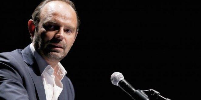 Le député juppéiste Édouard Philippe, également maire du Havre (Les Républicains) © Reuters