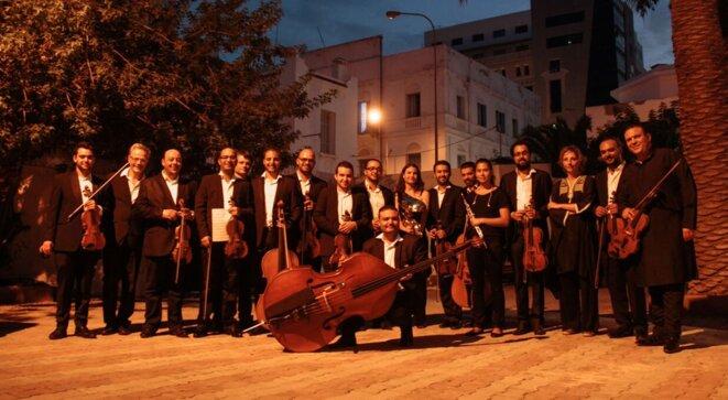 L'Orchestre National de Tunisie rencontre Le concert impromptu