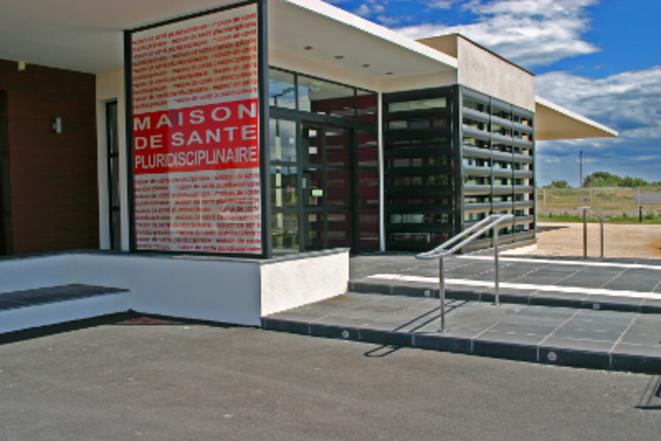 Le Centre Municipal de Santé (et Maison Pluridisciplinaire de Santé) de Port-la-Nouvelle.