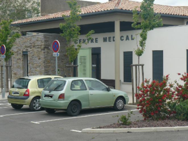 Le Centre Municipal de Santé de Capestang.