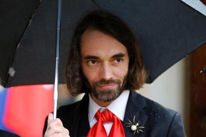 Cédric Villani, mathématicien et candidat dans l'Essonne © Reuters