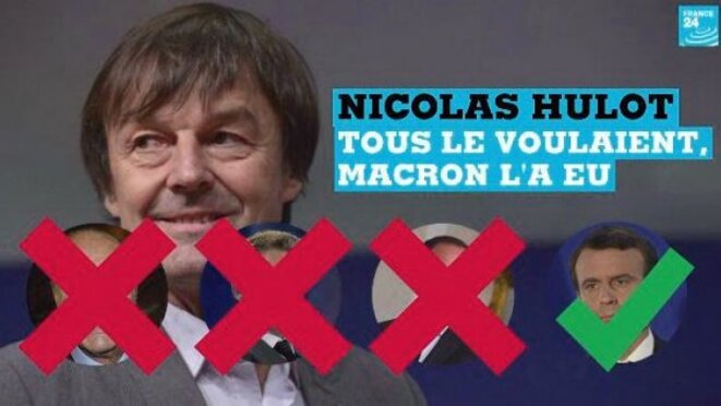 Les trois dossiers brûlants qui attendent Nicolas Hulot — Écologie