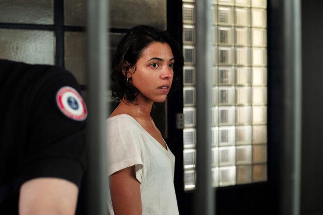 "Zita Hanrot, actrice dans ""De sas en sas"" - Copyright : Capricci"
