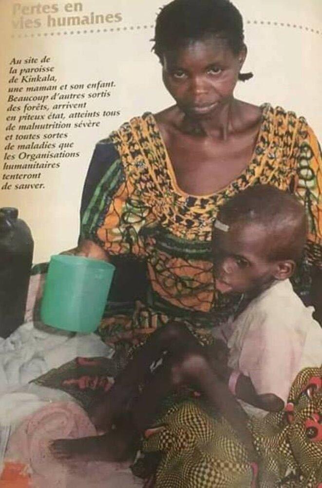 Il leur reste combien de temps à vivre à cette mère et son enfant ?