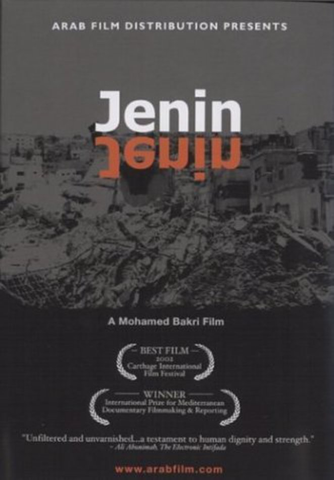Jenin Jenin - un documentaire de Mohammad Bakri (2003)