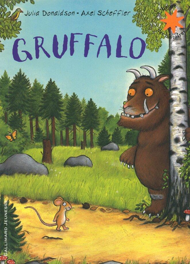 Grufallo © Julia Donaldson et Alex Scheffler